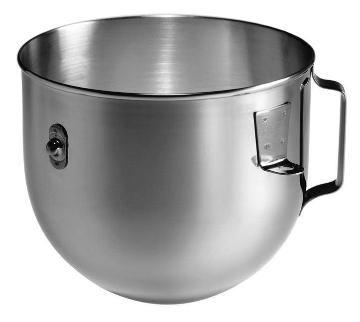 KitchenAid Edelstahlschüssel 5.0 l für K5 und K50