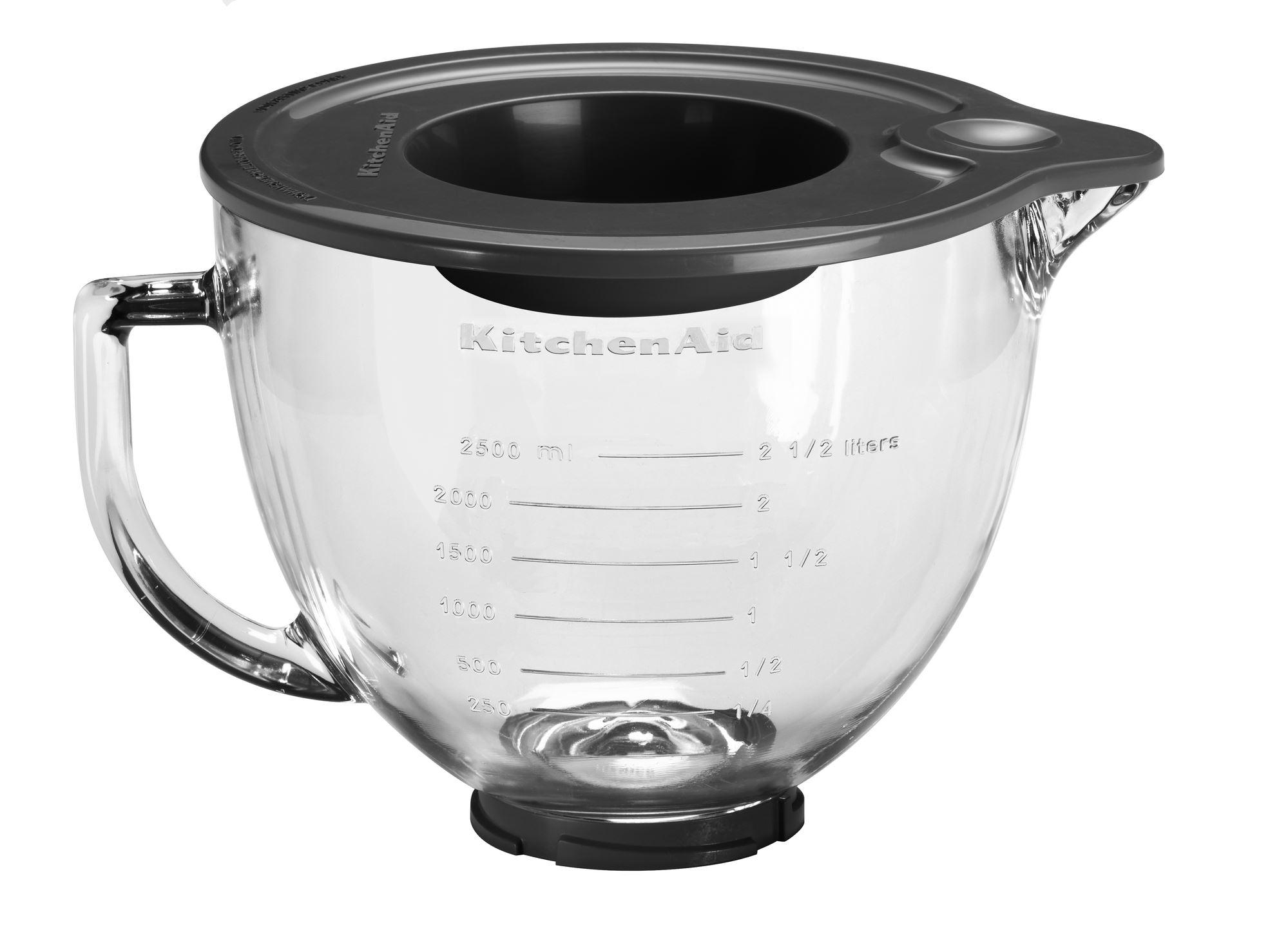 KitchenAid Glasschüssel 4.8 l