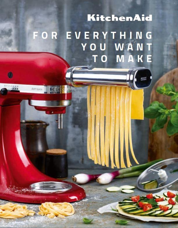 KitchenAid Kochbuch (Englisch) - 2019