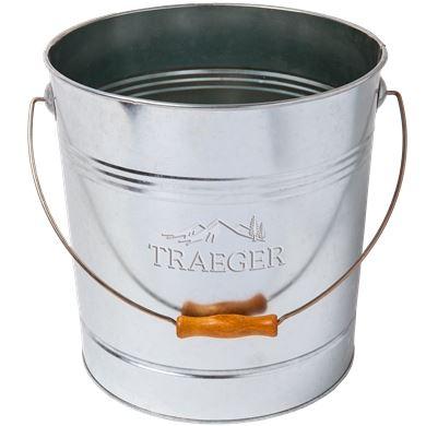 Traeger Pellet-Eimer aus Metall