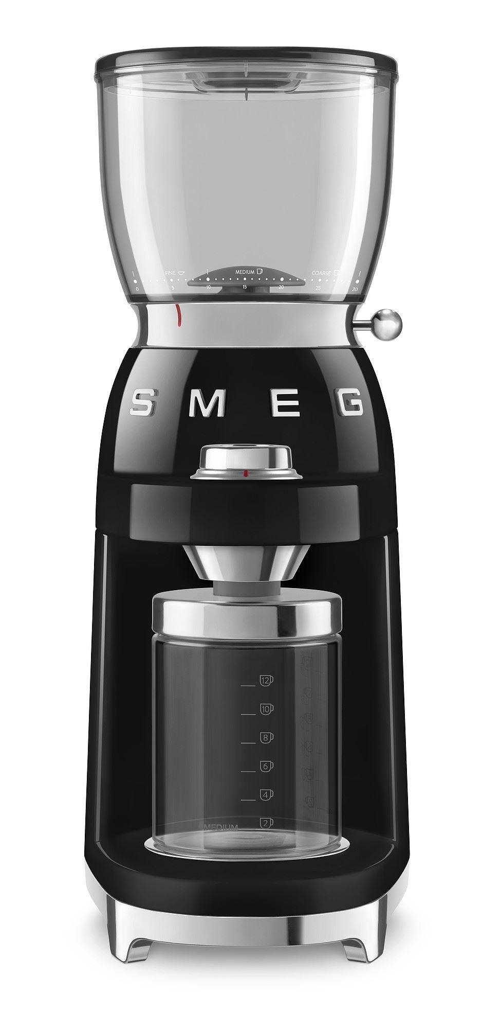 SMEG Kaffeemühle 50's Style