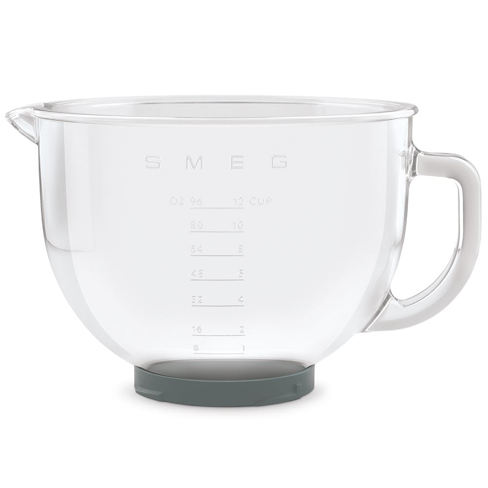 SMEG 4.8l Glasschüssel