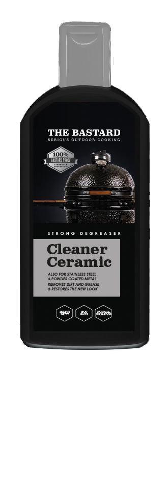 The Bastard Keramik Reiniger 500 ml