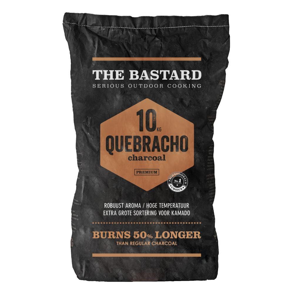 The Bastard Holzkohle Paraguay Quebracho 10kg