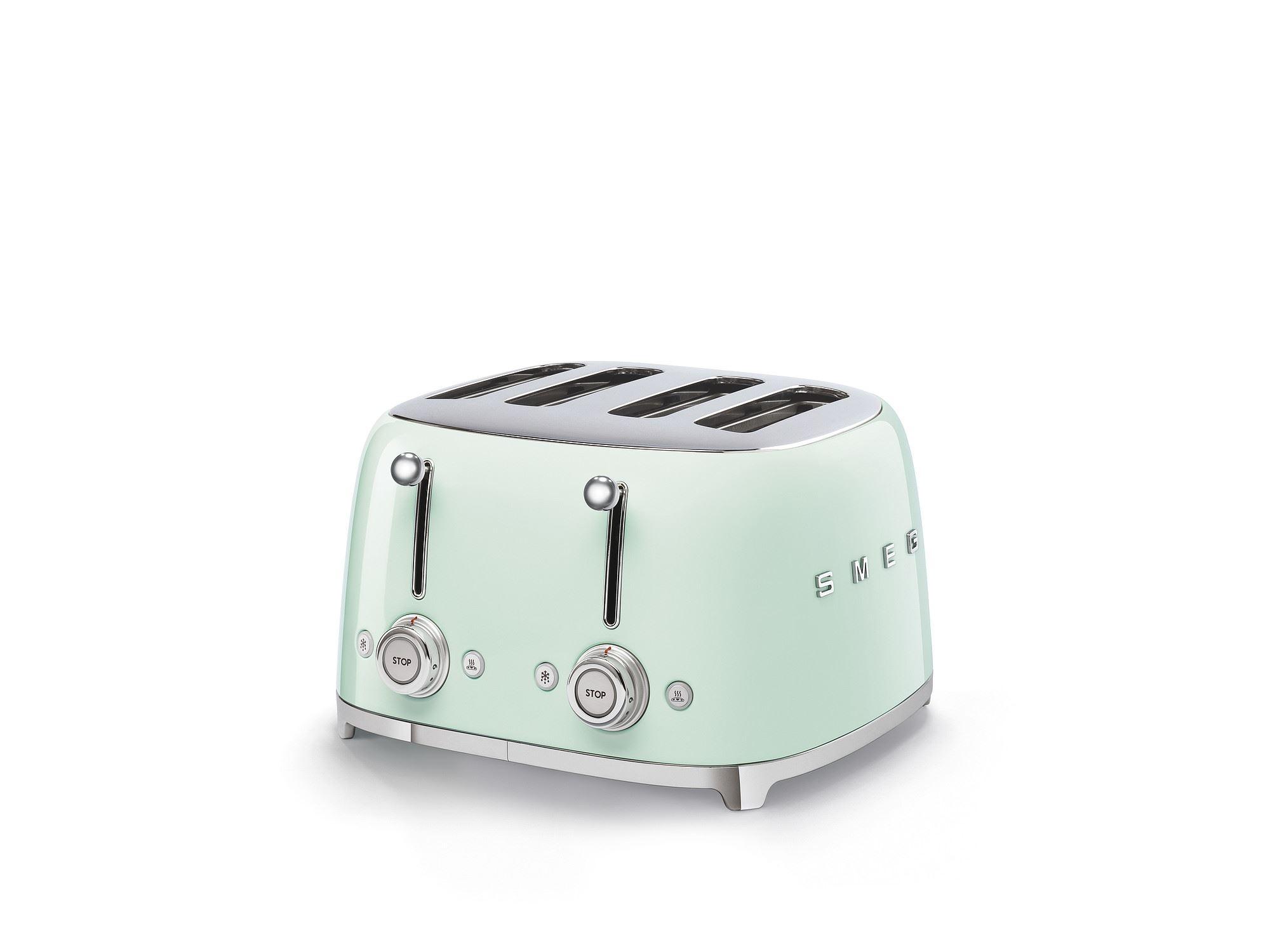 SMEG Toaster 4-Schlitz 50's Style