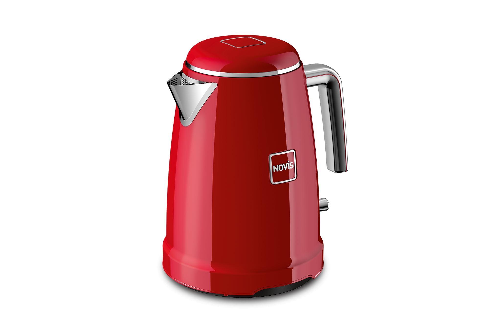 Novis Wasserkocher K1 - rot