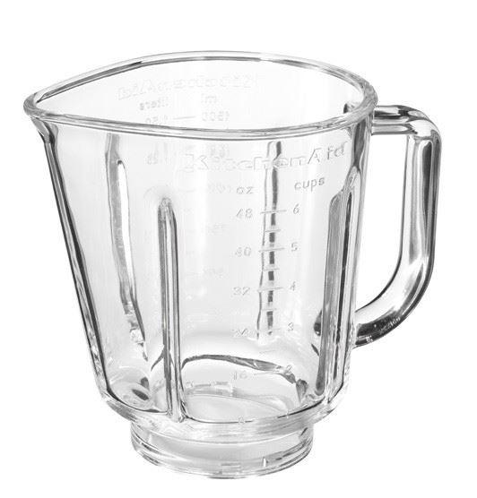 KitchenAid Glasbehälter zu Artisan Standmixer