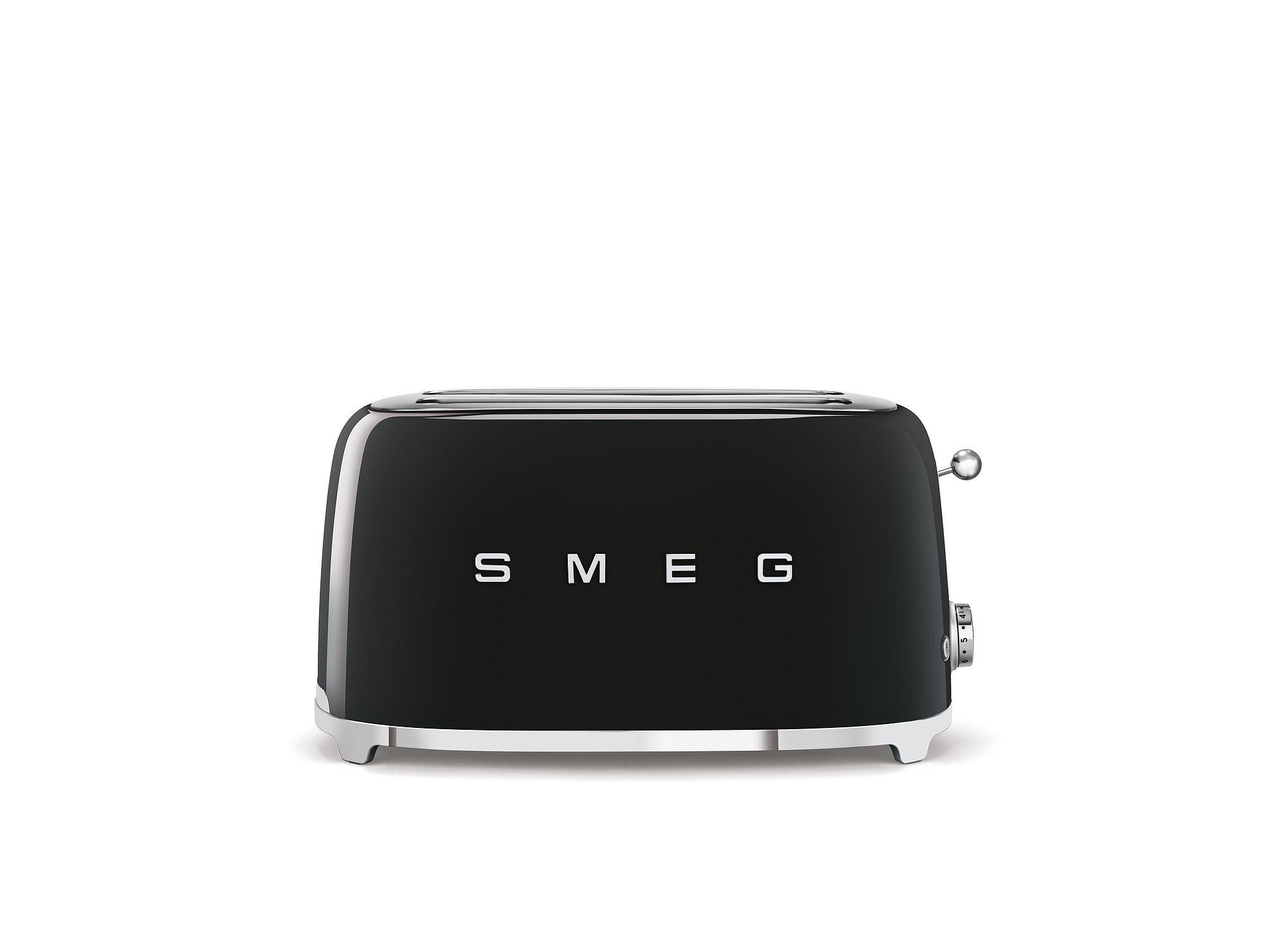 SMEG Toaster 2-Schlitz lang 50's Style