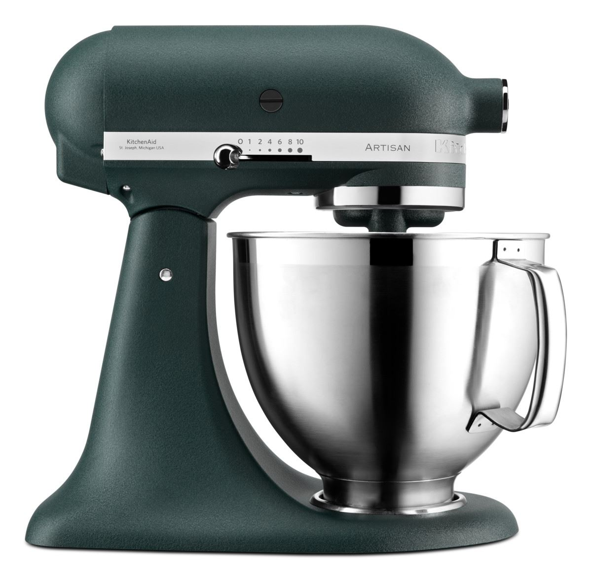 KitchenAid Küchenmaschine KSM185 - Pebbled Palm