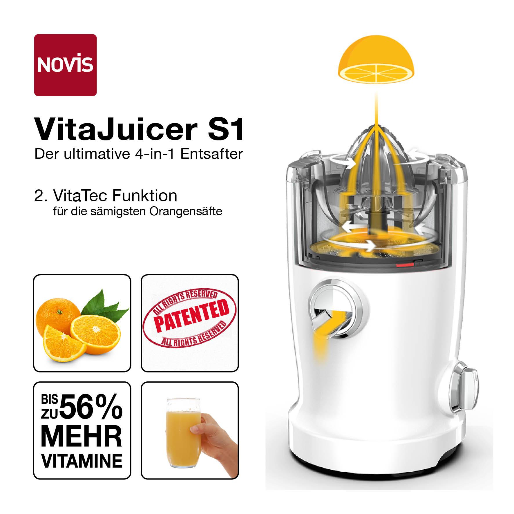 Novis VitaJuicer S1