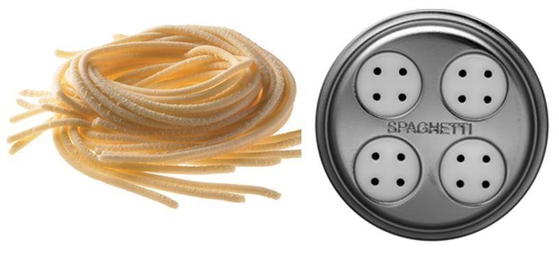 KitchenAid Gourmet-Röhrennudelvorsatz