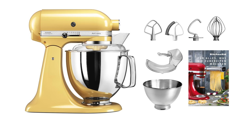 KitchenAid Küchenmaschine KSM200 Swiss Edition