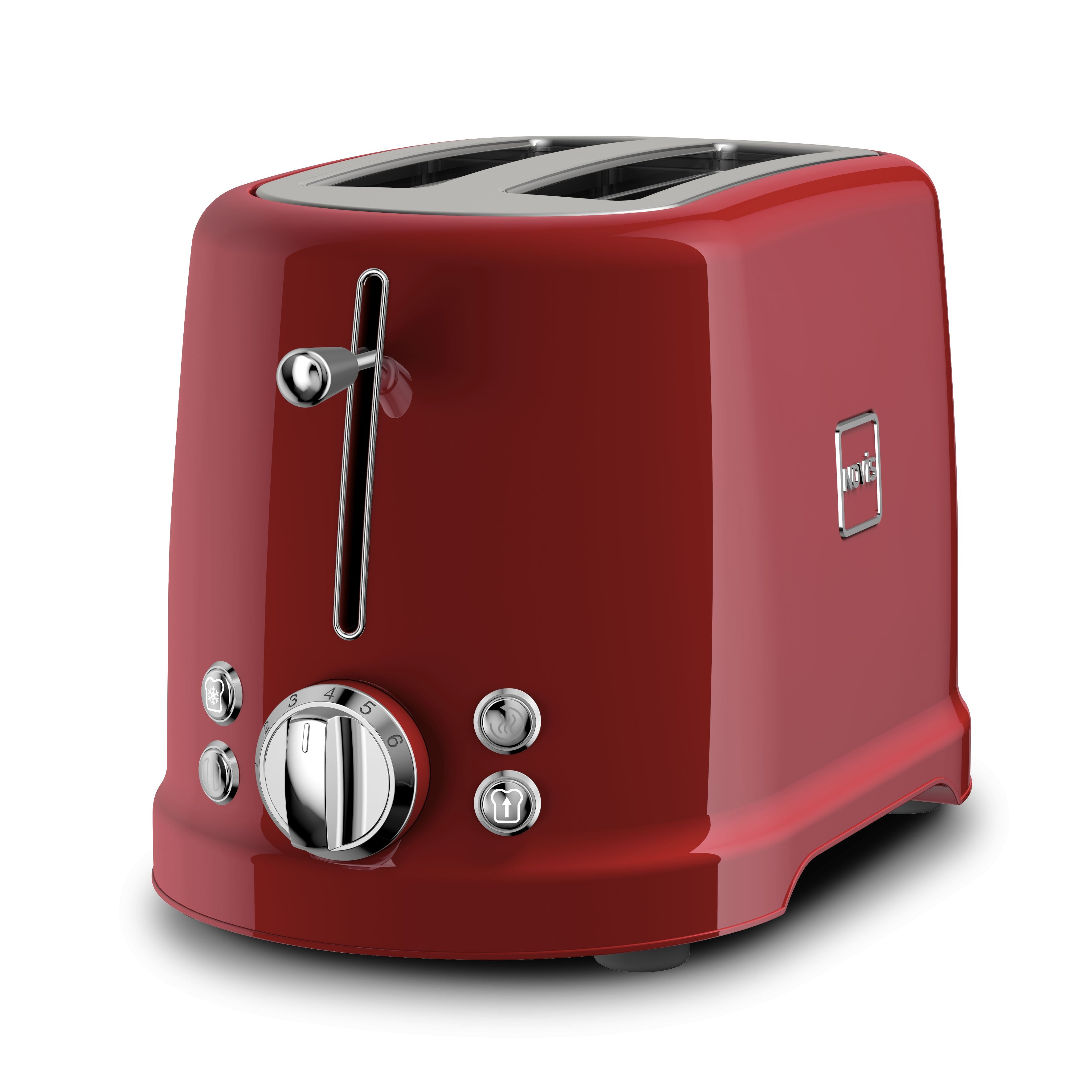 Novis Toaster T2 - rot