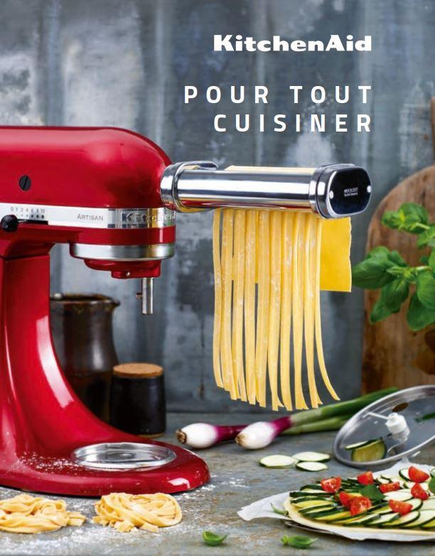 KitchenAid Kochbuch (Französisch) - 2019