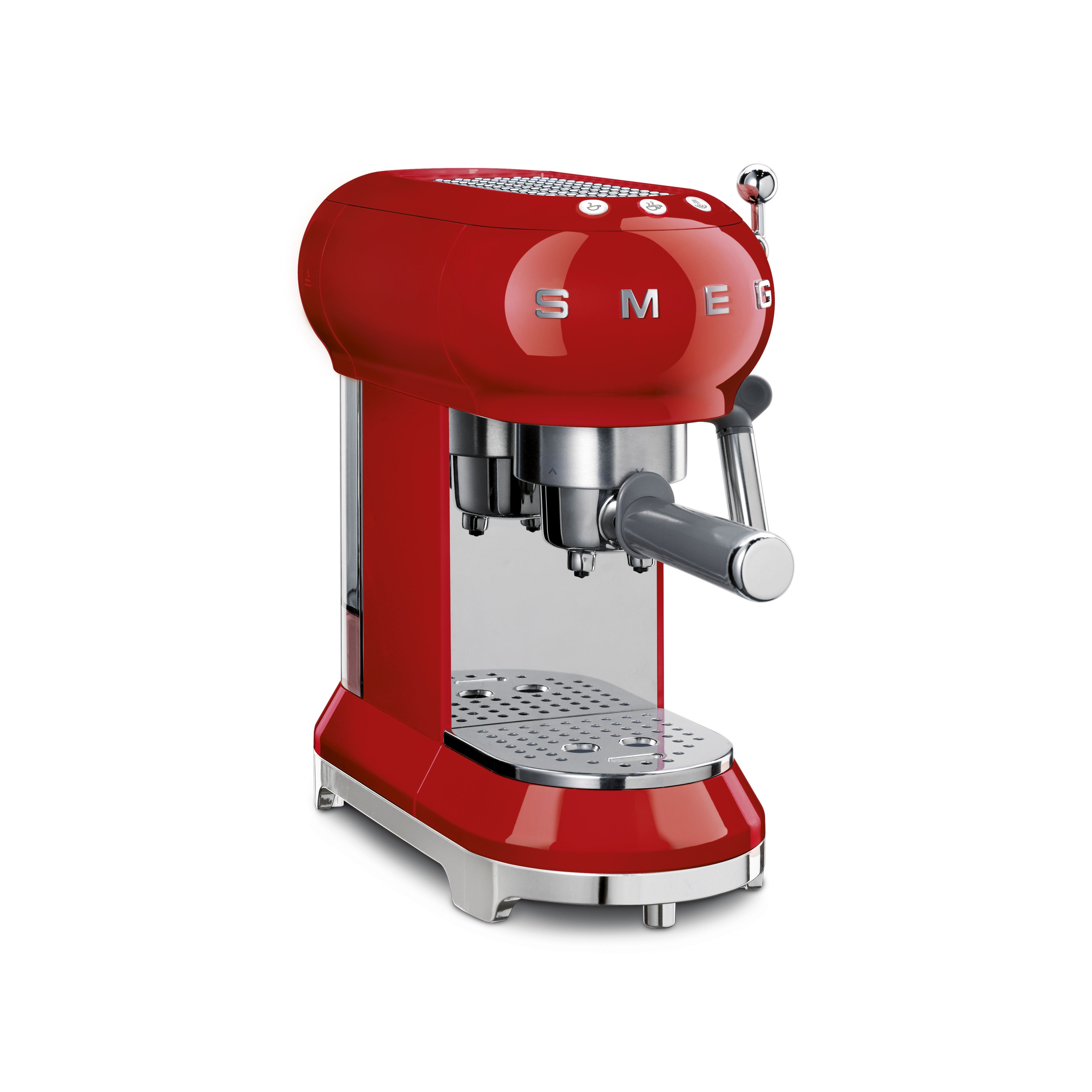 SMEG Espresso Kaffeemaschine 50's Retro Style