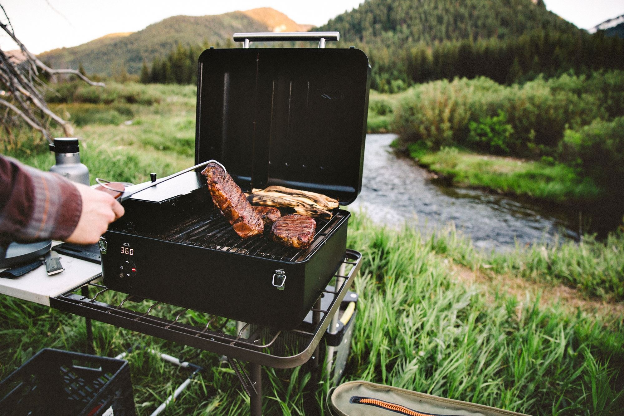 Ranger Pelletgrill