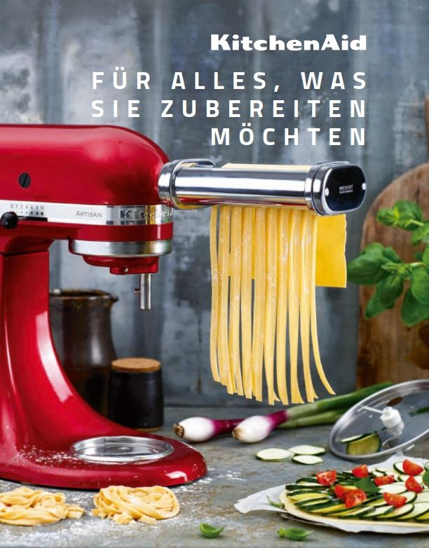 KitchenAid Kochbuch (Deutsch) - 2019