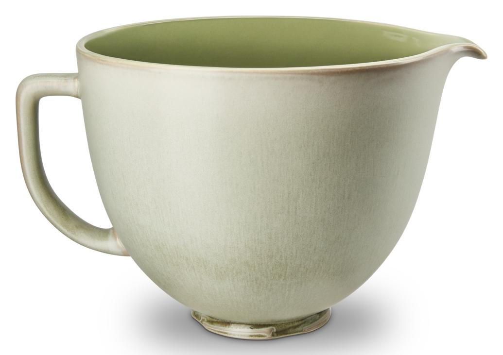 KitchenAid Keramikschüssel 4.8l sage leaf