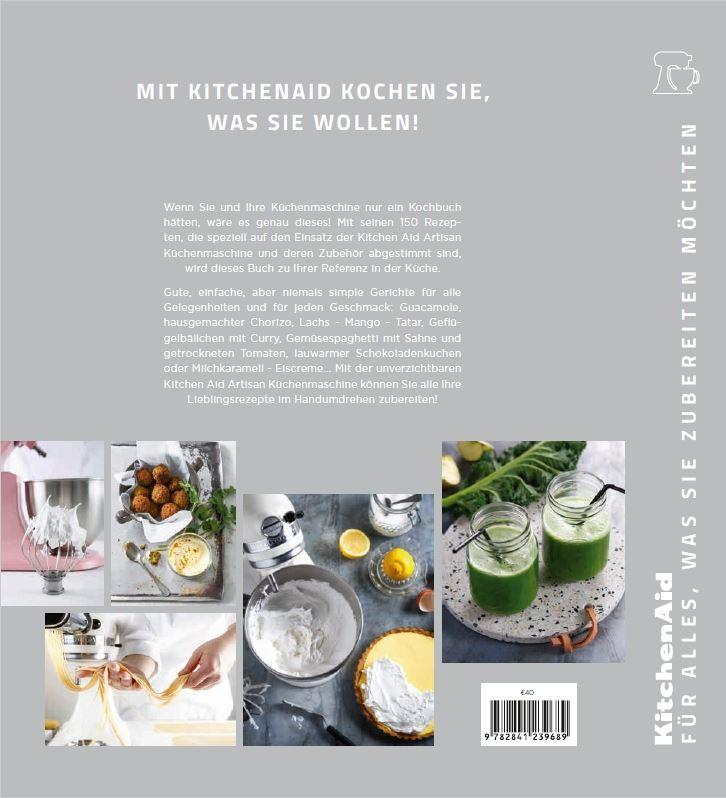 KitchenAid Küchenmaschine KSM200 Swiss Edition, rot