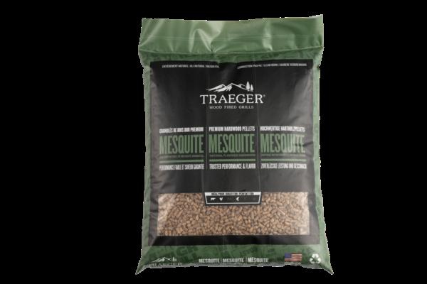 Traeger Hartholz Mesquite Pellets 9kg